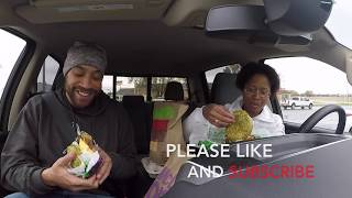 Burger King® Mukbang | Nightmare King™ | Scare Black Cherry Slush | Taste Test & Review! 😱👑