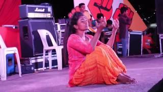 Jodi Tor Dak Shune Keu na Ashe Tobe Ekla Cholore with Dance