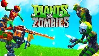 *NEU* Plants vs. Zombies Modus in Fortnite !