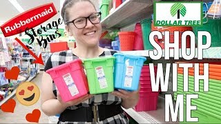 DOLLAR TREE | SHOP WITH ME & HAUL | SUMMER 2018!!!