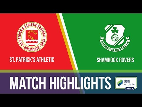 GW5: St. Patrick's Athletic 0-1 Shamrock Rovers