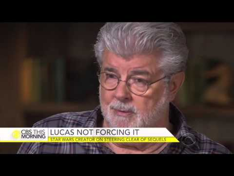 CBS This Morning - George Lucas Interview