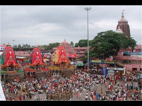Jagannatha Puri. Ratha - Yatra 2006
