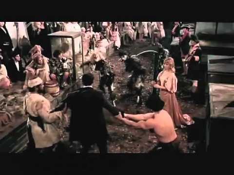 Cult Classic B-Movie Clip: Art Hansl in House of Madness, Movie Based on Edgar Allen Poe Novel