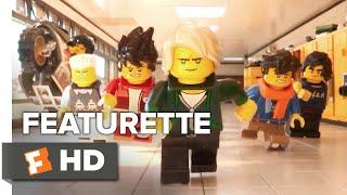 The LEGO Ninjago Movie - Featurette - Kicks & Bricks