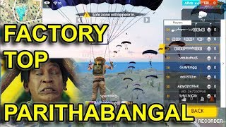 Free fire factory top surviving tricks tamil