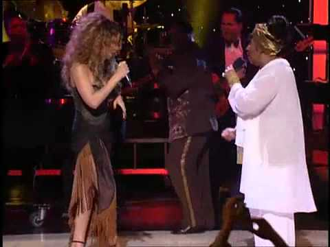 mariah carey and aretha franklin-duet-divas live.avi