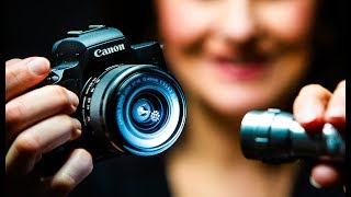 LOW Light Photography SETTINGS with Canon EOS M50   Camera Basics