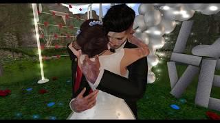 Sam & Addy Second Life Wedding  - 10.20.18