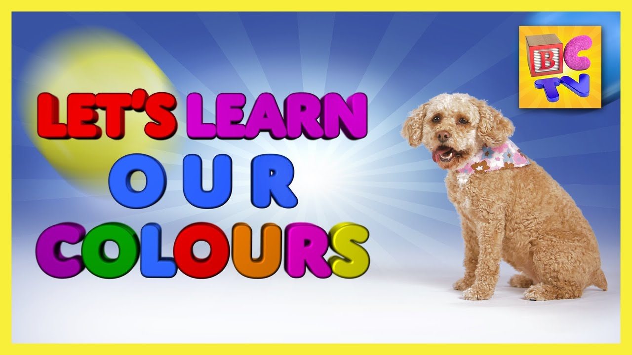 Learn Colors For Kids Teach