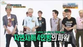 [Vietsub] 130814 EXO @ Weekly Idol { S-Planet T.A.T }