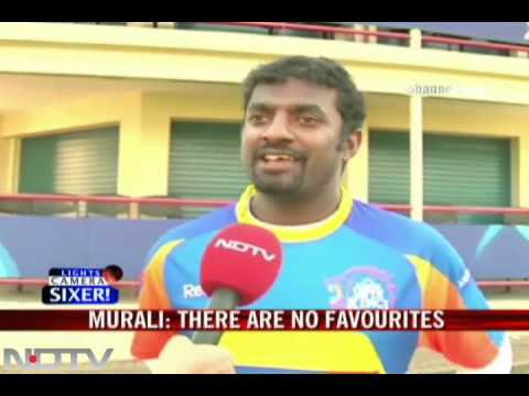 No favourites in IPL: Murali