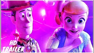 TOY STORY 4 'PlayTime Is Over' Official TV Spots + Trailer (New 2019)| Disney Animation HD