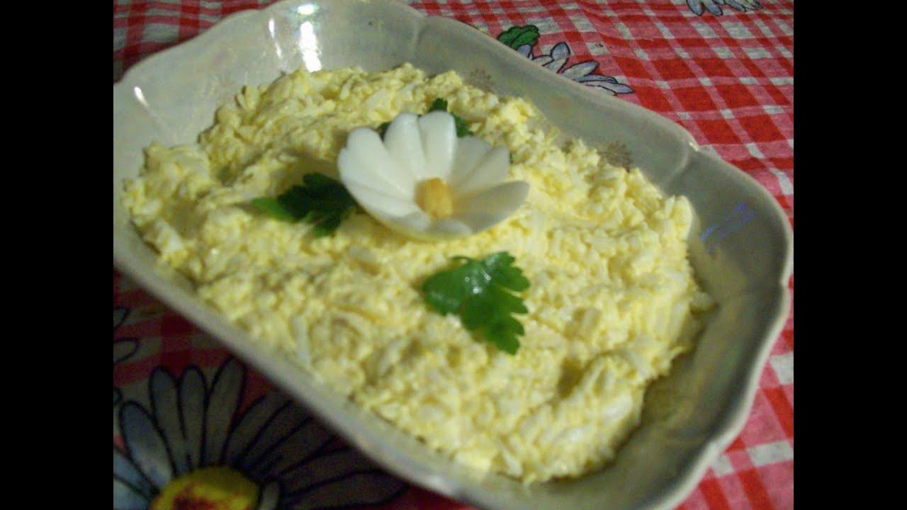 Еврейские салаты рецепты