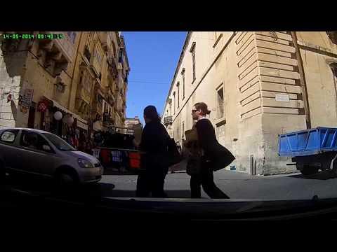 Tour of Valletta, Malta