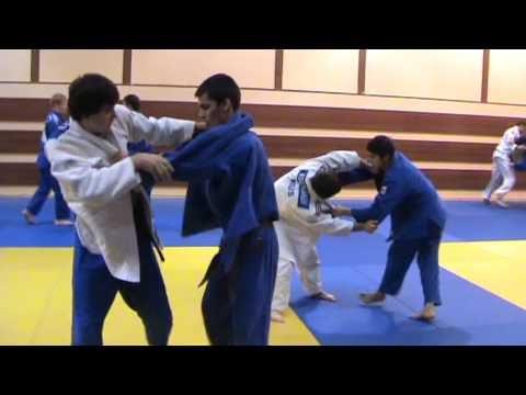 TRAINING CAMP OF THE YOUTHFUL AND JUNIOR NATIONAL JUDO TEAM OF RUSSIA 2012 Image 1
