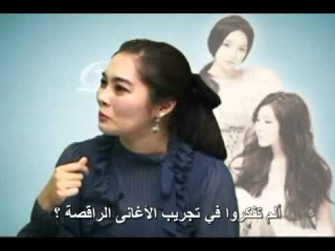 KBS World Arabic Interview with Davichi : Part-2