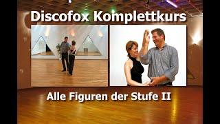 Discofox - Alle Figuren Der Stufe II