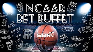 College Basketball Betting | NCAAB Bet Buffet with Big Man sportsbook review
