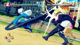 TOP 5 REAL ANIME RPG GAME FOR ANDROID / IOS NEW 2017 - 2018 NO EMulator