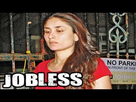 Kareena Kapoor Khan JOBLESS takes to HOUSEHOLD WORK