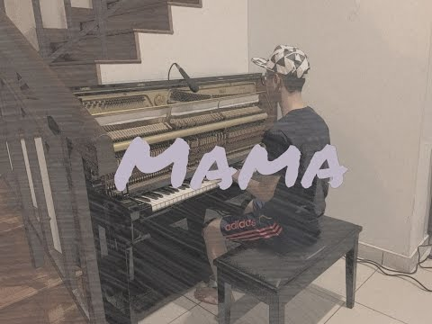 Mama - Jonas Blue (Piano Cover By Ee Hang)