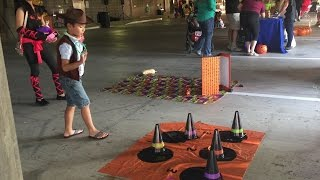 Halloween Game Ideas & Trick or Treat Event for Kids (HD)