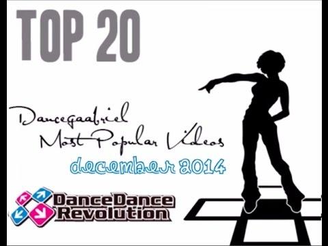 HAPPY 700 VIDEOS, DANCEGAABRIEL MOST POPULAR VIDEOS DECEMBER 2014