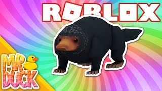 HOW TO GET NIFFLER COMPANION - ROBLOX HALLOWEEN EVENT 2018