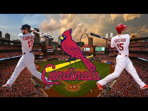 ALL St. Louis Cardinals 2015 Home Runs (Including Playoffs)