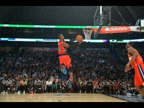 2014 Sprite Slam Dunk: East Freestyle Dunk Mix