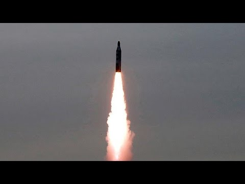 North Korea missile launch 'threat to global community' - Japan