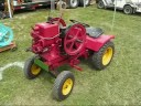 Home Made Garden Tractor with Hit and Miss Engine