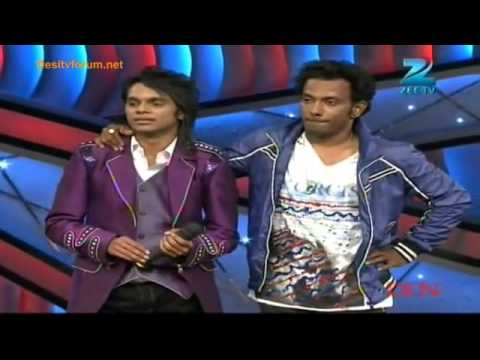 Dharmesh Sir And Prince At There Best On Dance Ke Superkids video