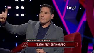 Conoce la situación sentimental de Pancho Saavedra