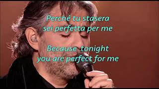 Ed Sheeran Perfect Symphony With Andrea Bocelli Live Al Audio