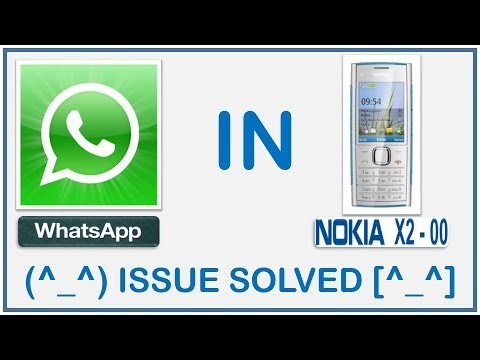 Whatsapp Not Working In Nokia X2 (Issue Solved)
