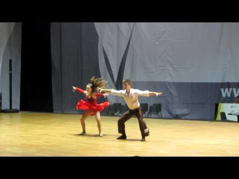 Valeriya Morenova & Vyacheslav Stolyarov - World Cup Rimini 2012