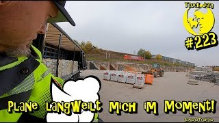 Plane langweilt mich im Moment / Truck diary / ExpoTrans / Lkw Doku #223