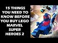15 Things You Need To Know Before You Buy Lego Marvel Super Heroes 2