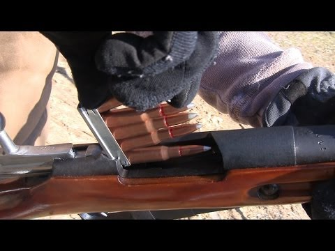 Mosin-Nagant Stripper Clips