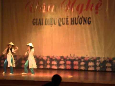 Quê tôi-Thùy Chi ( by D4♥THCS nguyễn nghiêm )♥