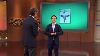 "Ken Jeong Plays ""Med School 101"""