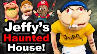 SML YTP: Jeffy's Haunted House!