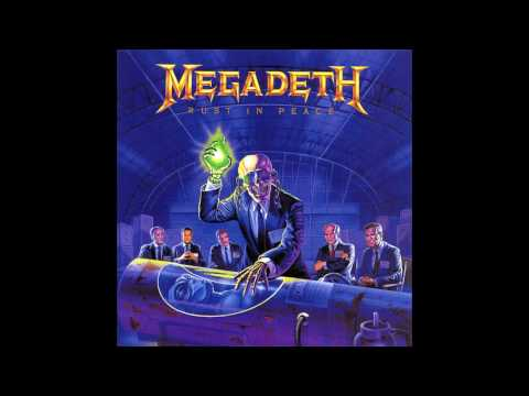 Megadeth - Rust In Peace Polaris