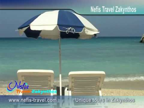 Nefis Travel Zakynthos Tsilivi Zante Greece