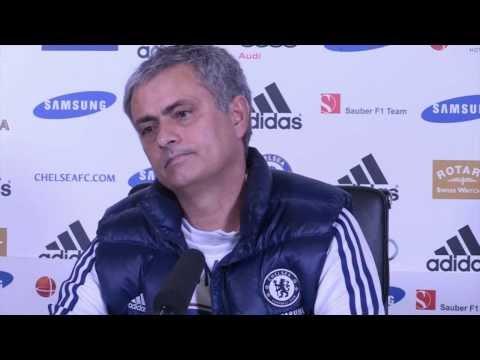 Jose Mourinho adelt John Terry: