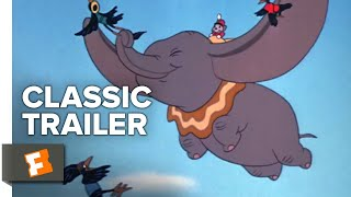 Dumbo (1941) Trailer #1 | Movieclips Classic Trailers