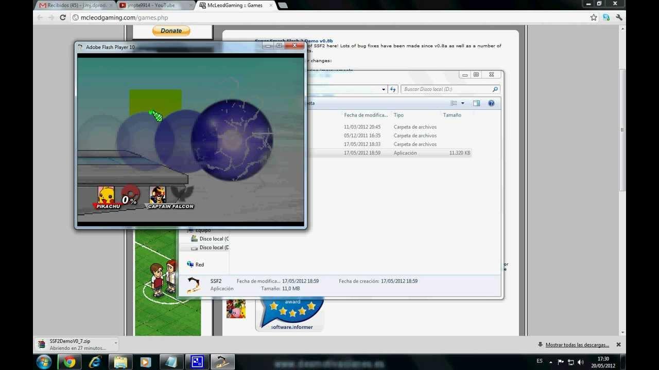 Super Smash Flash 2 Demo V0 9b Online Game Unblocked