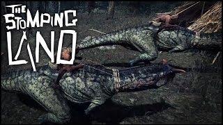 The Stomping Land | Ep.09 - Carnotaurus Riding!